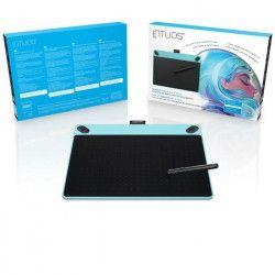 Wacom Tablette Graphique Intuos Art Blue Pen & Touch Medium