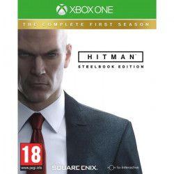 Hitman: Steelbook Edition Jeu Xbox One