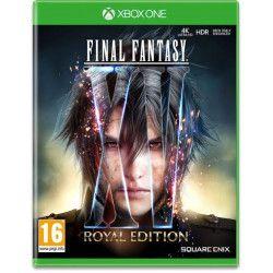 Final Fantasy XV Edition Royale Jeu Xbox One