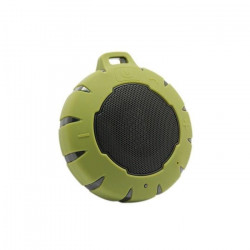 HIREC Enceinte Acoustique Bluetooth Boom Puck - Vert