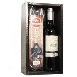 Coffret Vin Barbecue vin et accessoires