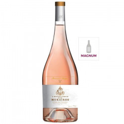 Magnum Bernard Magrez L`Excellence des Muraines 2017 Côtes de Provence - Vin rosé de Provence