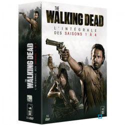 DVD The Walking Dead - Saison 1 a 4