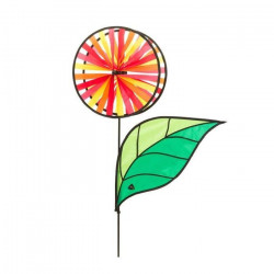 HQ INVENTO Moulin a vent fleur a 2 roues Magic Wheel
