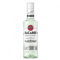 Bacardi Carta Blanca - Rhum - 35 cl - 37,5°