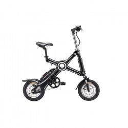 DEVRON Vélo a assistance Electrique pliant X3 310wh Noir