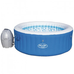 BESTWAY Spa rond Havana gonflable 4 places