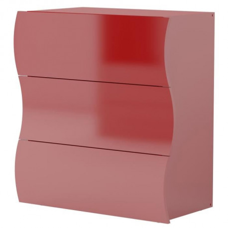 Onda commode de chambre style contemporain m lamin - Commode chambre design ...