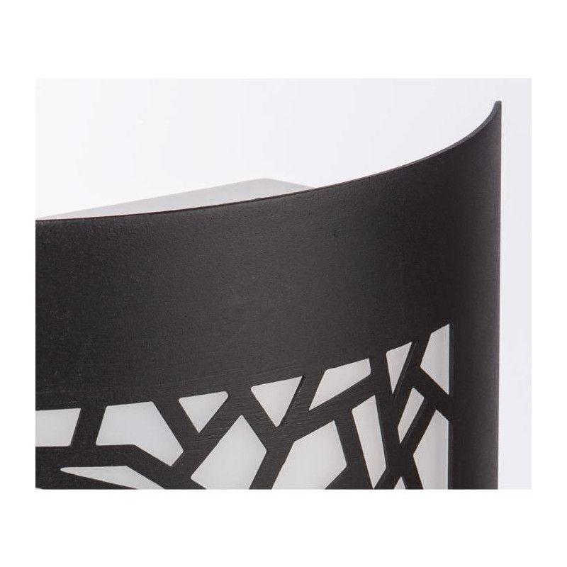 trazos applique murale ext rieure en m tal finition. Black Bedroom Furniture Sets. Home Design Ideas