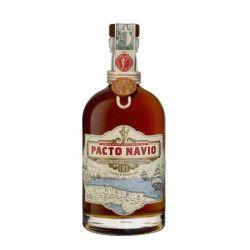 Pacto Navio - Rhum Vieux - 40% - 70 cl