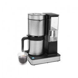 PRINCESS 246004 Cafetiere filtre avec verseuse isotherme - Inox
