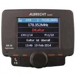 MIDLAND Adaptateur Radio Numérique DR56 avec Fonction Bluetooth