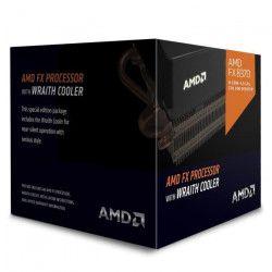 AMD Processeur FX8370 - Avec Wraith Cooler - FD8370FRHKHBX