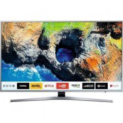 SAMSUNG UE55KU6450 TV LED UHD 138cm (55``) - Smart TV - 1500 PQI - 3 x HDMI - Classe énergétique A