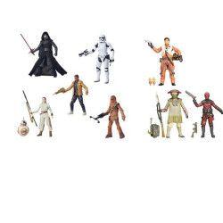 Figurine deluxe Star Wars Black Series 15 cm