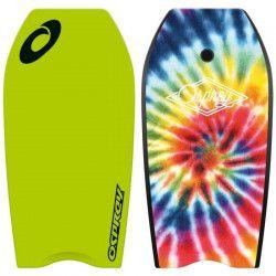 OSPREY Planche Bodyboard 41` Tie Dye - Vert