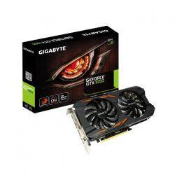 Gigabyte Carte graphique GeForce GTX 1050 Windforce OC 2G - 2Go GDDR5