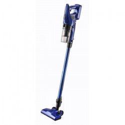 KALORIK TKG KS 1002 - Aspirateur balai rechargeable - 22 V - « Spray » bleu, tube métal