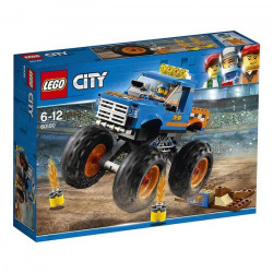 LEGO City 60180 Le Monster Truck