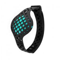 MOOV Now - Bracelet connecté avec capteurs de mouvements 3D - Bleu