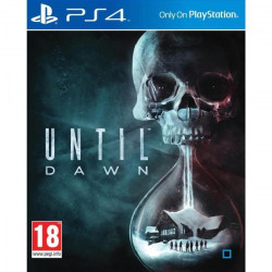 Until Dawn Jeu PS4