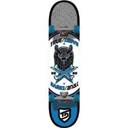 TRUE DRIVE Skateboard Animal Blue