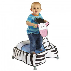 Trampoline d`intérieur Zebra - Worlds Apart