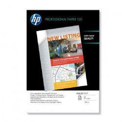 HP Papier Mat Jet d`Encre - 100 Feuilles - A3 - 297 x 420 mm