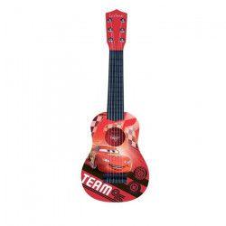 LEXIBOOK - CARS - Guitare Acoustique Enfant - Hauteur 53 cm