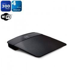 LINKSYS E1200 Routeur WiFi N300