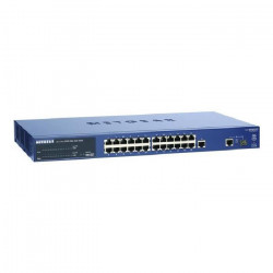 NETGEAR Smart Switch Prosafe Poe 24+4 Ports Web Manageable Niveau 2 FS728TP-100EUS