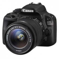 CANON EOS 100D + 18-55 IS STM Appareil photo Refle