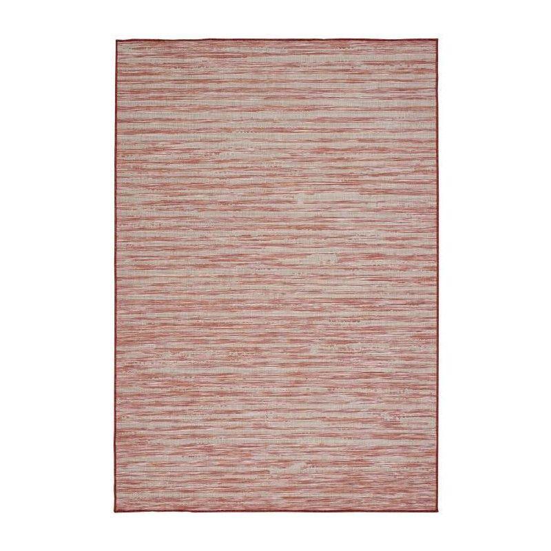 tapis de salon design style moderne 160x230 cm rouge. Black Bedroom Furniture Sets. Home Design Ideas