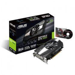 Asus Carte graphique NVIDIA GeForce GTX 1060 - PH-GTX1060-3G - 3Go GDDR5