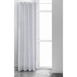 TODAY Rideau LINY 140x240 cm blanc rayé