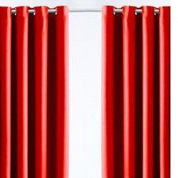 TODAY Paire de rideaux isolant - 140x240 cm - Pomme d`Amour