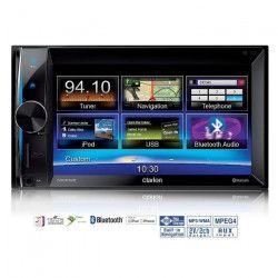 CLARION NX302E Autoradio GPS 6.5` USB Bluetooth Parrot - autoradio double din