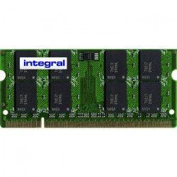INTEGRAL EUROPE DRAM 2Go DDR2-800 SoDIMM CL6 UNBUFFERED 1.8V