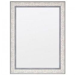 FAVERO Miroir 50x70 cm - Blanc cérusé