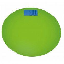 BOWL Pese-personne en verre - 33 x 33 x 2 cm - Vert Kiwi