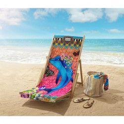MELLI MELLO Drap de plage Coton Trichta - 75x150cm - Multicolore