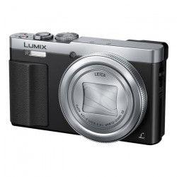 PANASONIC LUMIX DMC-TZ70 Appareil photo numérique compact 12.1 MP - 30x zoom optique - Wi-Fi, NFC - Silver