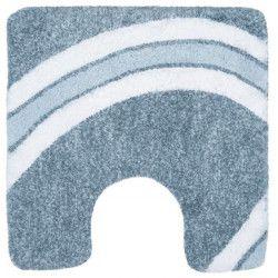 SPIRELLA Contour WC CURVE 55x55 cm - Bleu