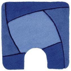 SPIRELLA Contour WC FOCUS 55x55 cm - Bleu