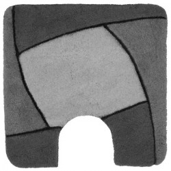SPIRELLA Contour WC FOCUS 55x55 cm - Gris