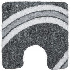 SPIRELLA Contour WC CURVE 55x55 cm - Gris