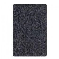 SPIRELLA Tapis de bain GOBI 60x90 cm - Gris anthracite
