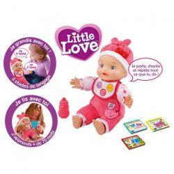 VTECH Poupon Little Love - Mon Bébé Apprend a Parler