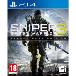Sniper Ghost Warrior 3 Season Pass Edition Jeu PS4