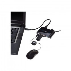 TARGUS HUB USB 3.0 - 4 Port - Noir